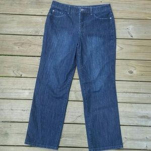 Size 8P Christopher & Banks Classic Fit Jeans